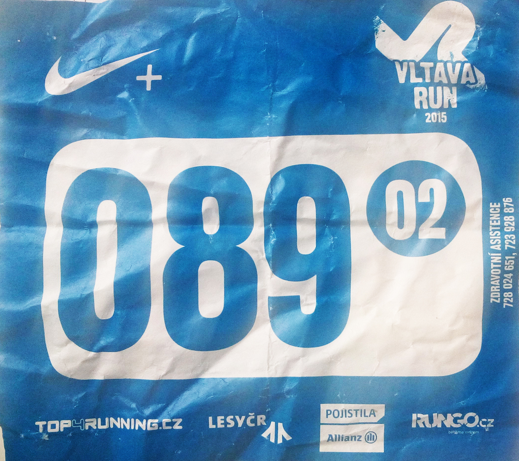 Vltava run 2015